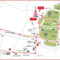 芝公園と東京タワー周辺のランニングコース、ランステ