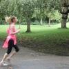 走るときの視線。走っているときに、どこを見るといいのか。